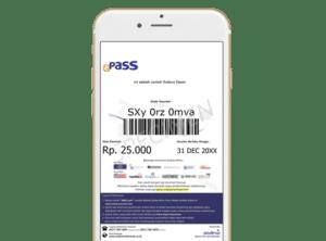Sodexo ePass (voucher elektronik)